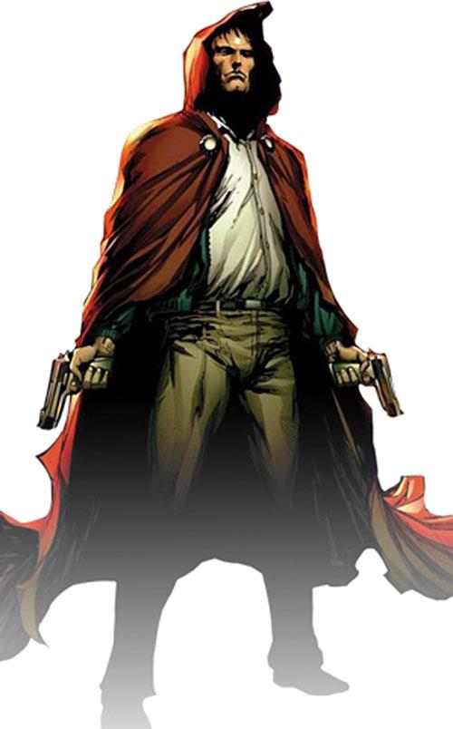 Hood (Parker Robbins) (Marvel Comics)