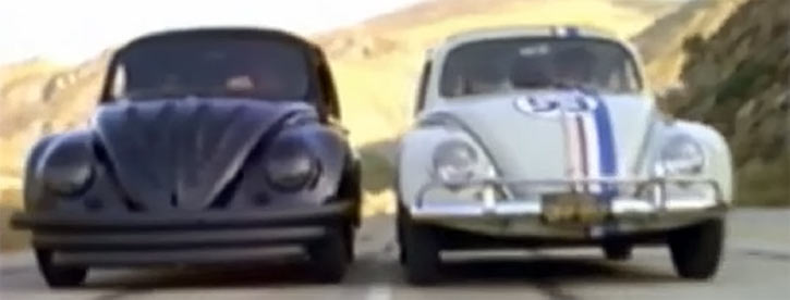 Horace the Hate Bug (Love bug enemy, Disney) - Racing Herbie