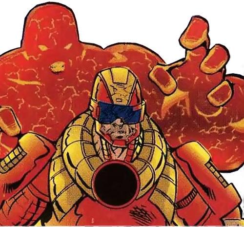 Hot Rox (Ultraverse Malibu Comics) vs Soviet Supreme