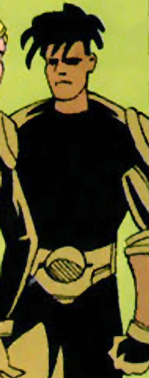 Hotshot (Argus enemy) (DC Comics)
