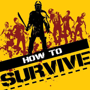 How to survive game logo