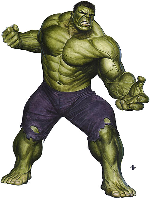Hulk (Marvel Comics iconic)