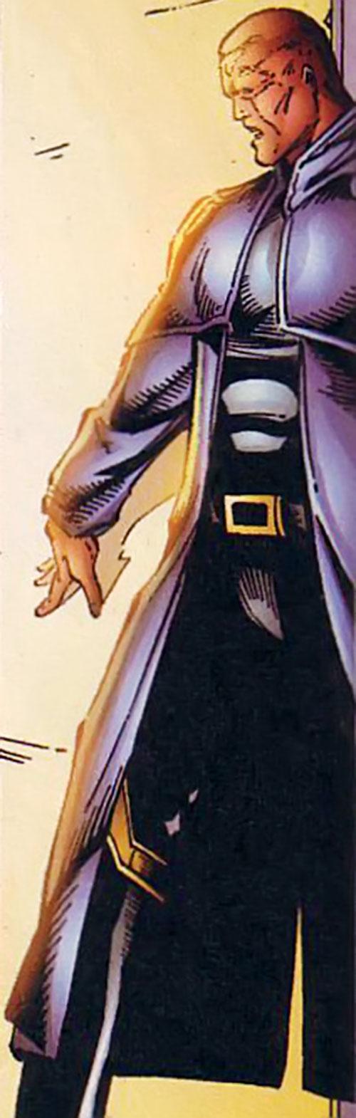 Hulver Ramik (Supreme enemy) (Image comics) in modern garb