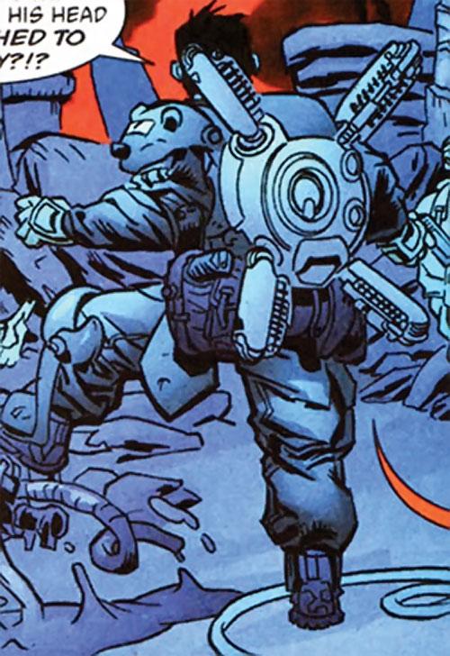 Human Defense Corps (DC Comics) VCT rig