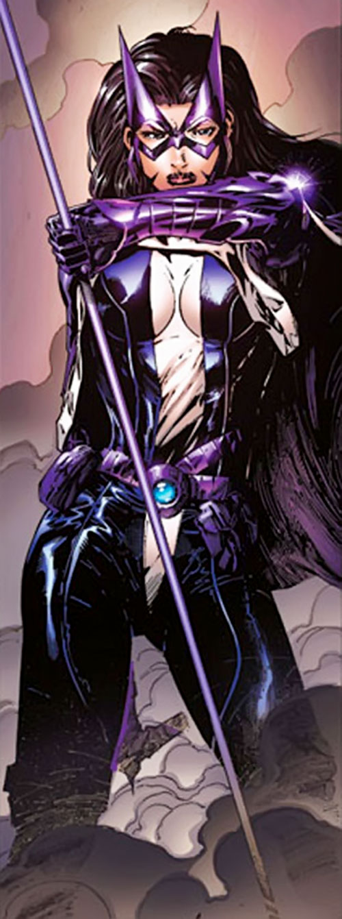 Huntress (Helena Bertinelli) (DC Comics) by Jim Lee