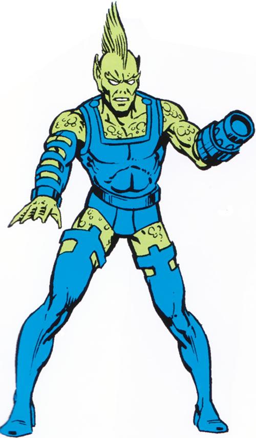 Hydron of Salem's 7 (Marvel Comics)