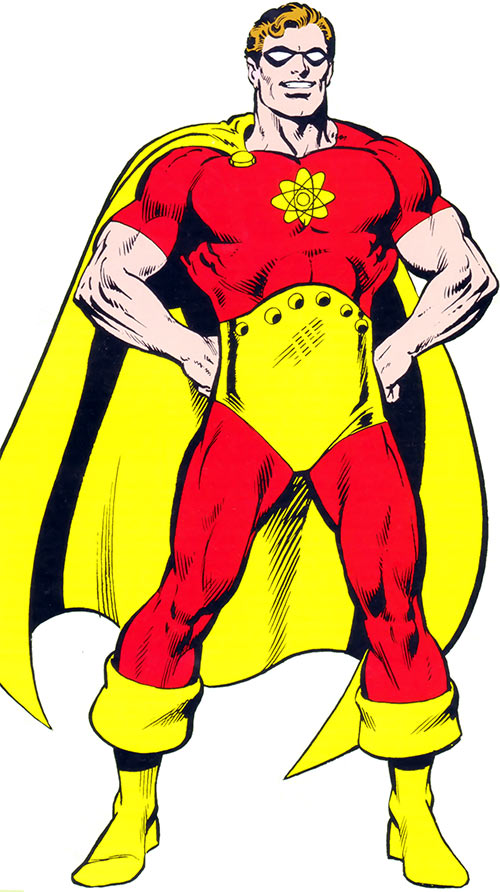 Hyperion of the Squadron Supreme (Marvel Comics)
