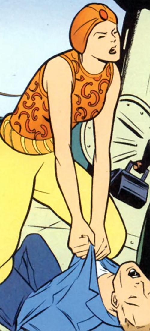 Hypnotic Woman (Wonder Woman enemy) (DC Comics)