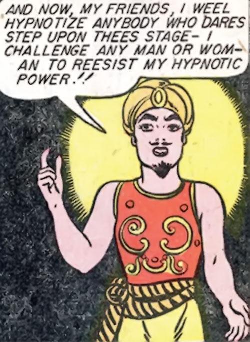 Hypnota (Wonder Woman enemy) (DC Comics)