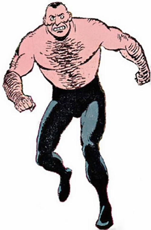Ibac (Captain Marvel enemy)