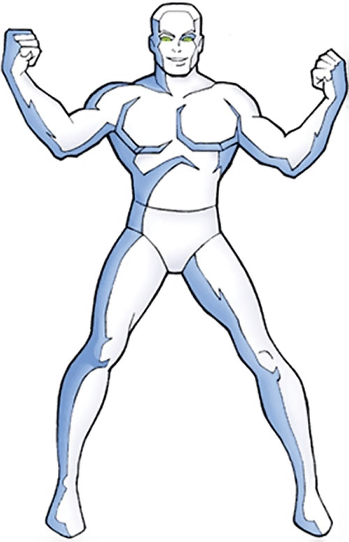 Iceman (Spider-Man Amazing Friends cartoon)