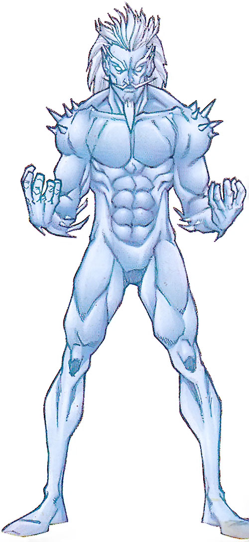 Icemaster (Hostess Comics) (Marvel Comics)
