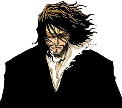 Zangetsu Bleach manga
