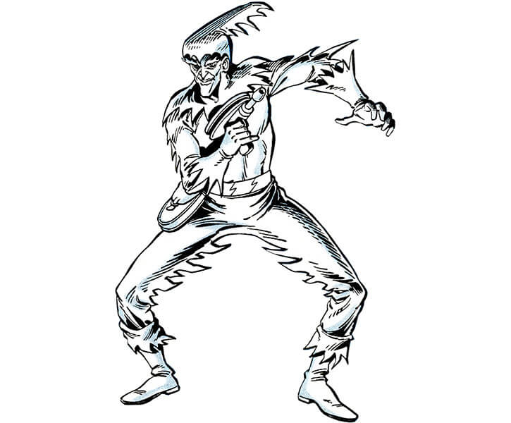 Icicle (DC Comics Golden Age)