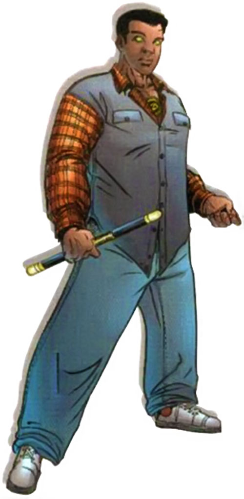 Ideal (Create a hero Ultraverse contest) (Malibu Comics)