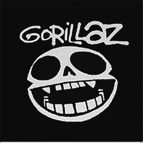 Band logo of the Gorillaz