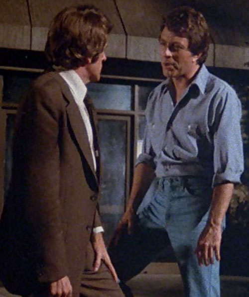 Hulk (Lou Ferrigno / Bill Bixby TV show) - Banner confronts McGee
