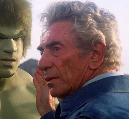 Hulk (Lou Ferrigno / Bill Bixby TV show) - Banner's dad