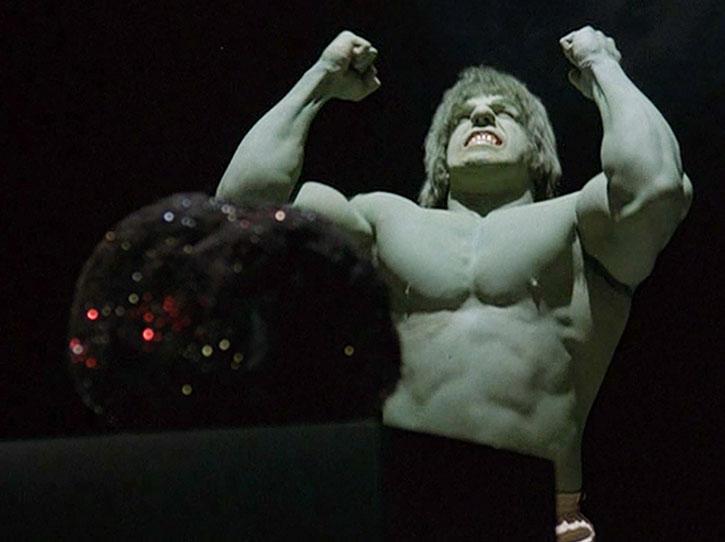 Incredible Hulk - TV Series - Bill Bixby - Lou Ferrigno