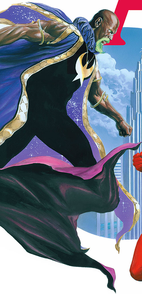 Infidel (Samaritan enemy) (Astro City comics)