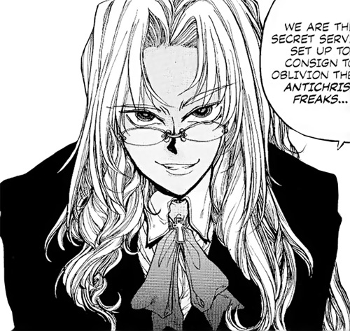 Sir Integra Wingate Hellsing