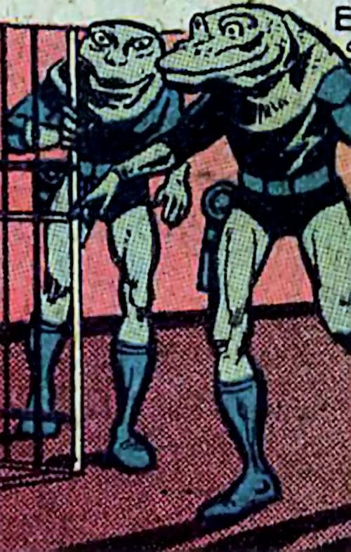 Intergalactic Gold Eaters (Hostess Comics)