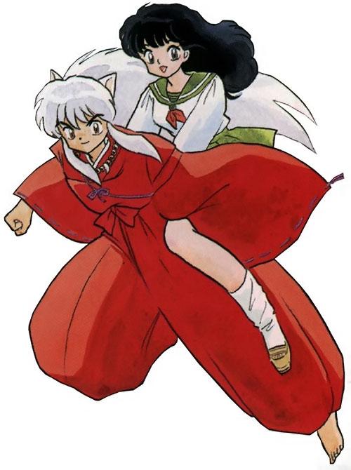 Inuyasha with Kagome