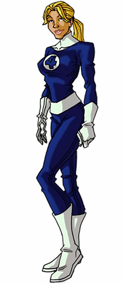 Classic Invisible Woman by RonnieThunderbolts 2/3
