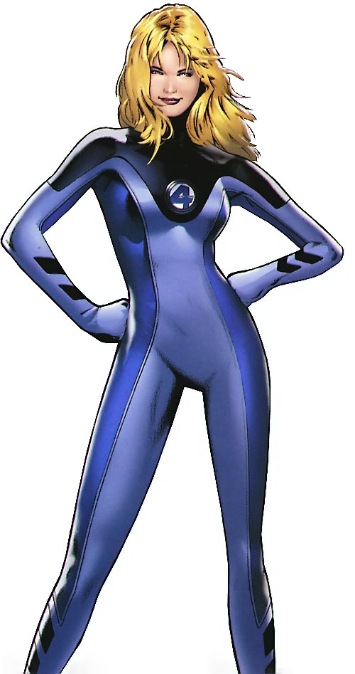 Ultimate Invisible Woman (Ultimate Marvel Comics)