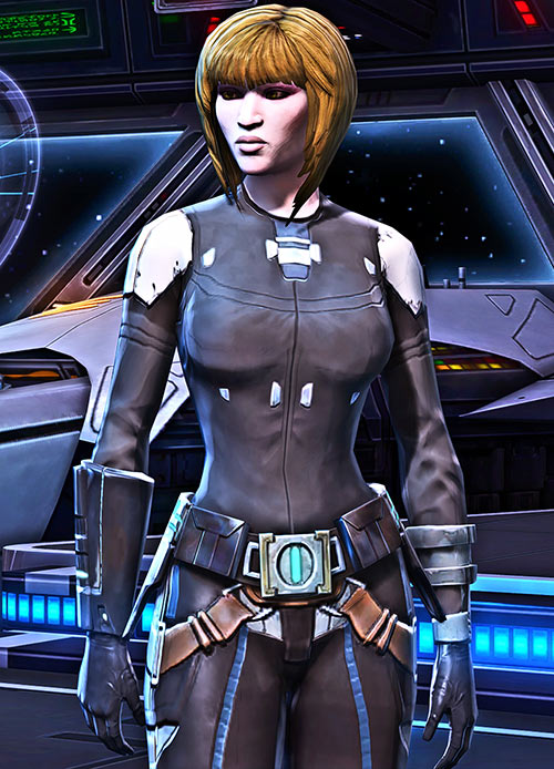 Star Wars The Old Republic Imperial Agent Nvidia test