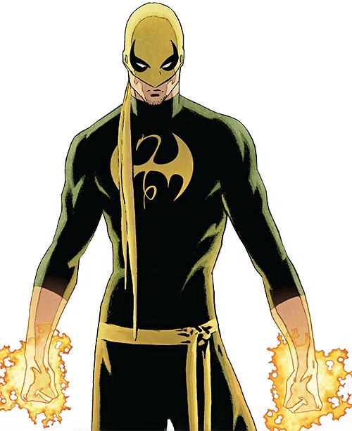 Iron fist marvel universe