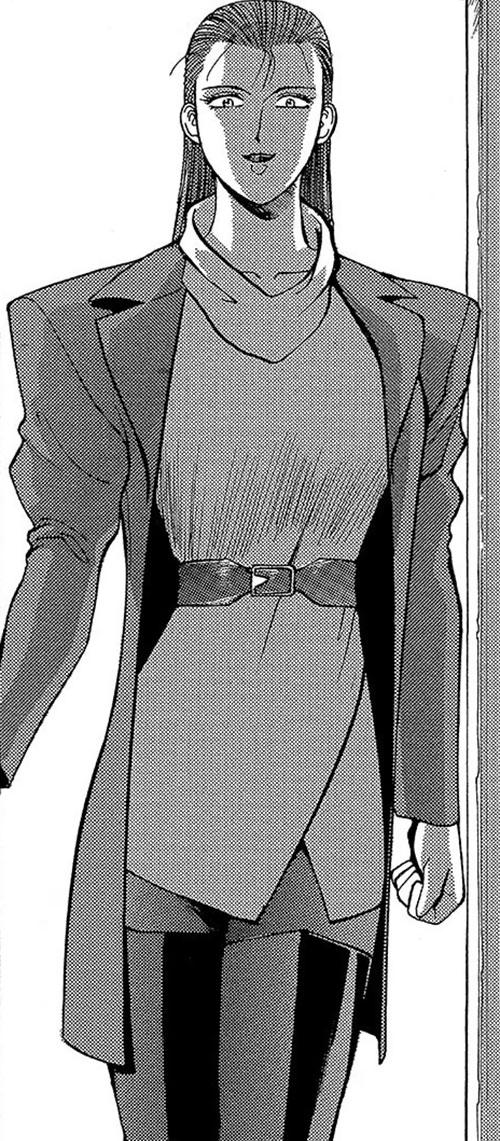 Iron Goldie Musou (Gunsmith Cats manga)