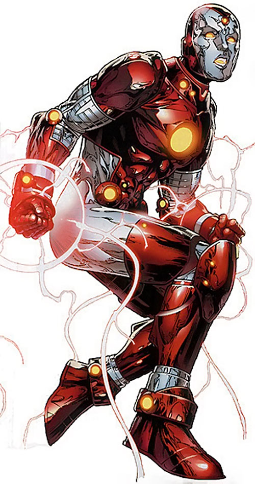 Iron Lad of the Young Avengers (Marvel Comics)