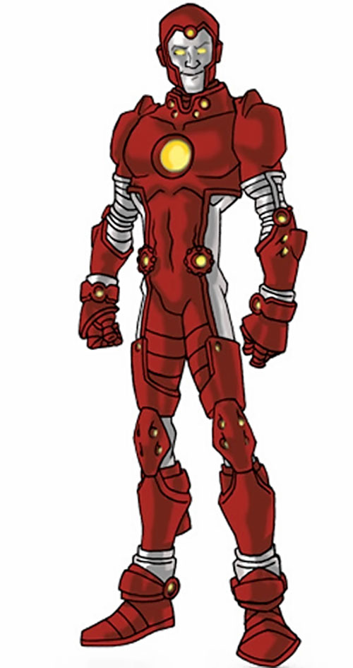 Iron Lad of the Young Avengers (Marvel Comics) by RonnieThunderbolts