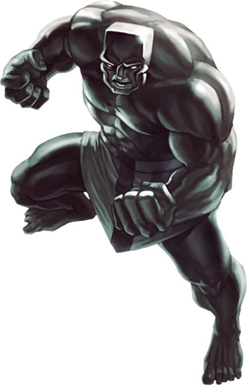 Ironclad of the U-foes (Hulk enemy) (Marvel Comics)