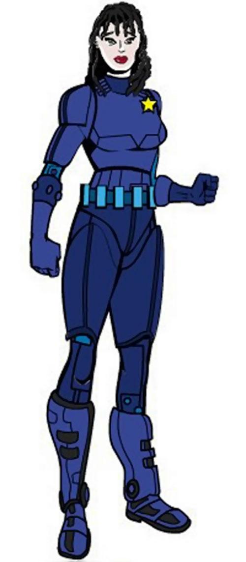 Ironstar (DC Heroes RPG)
