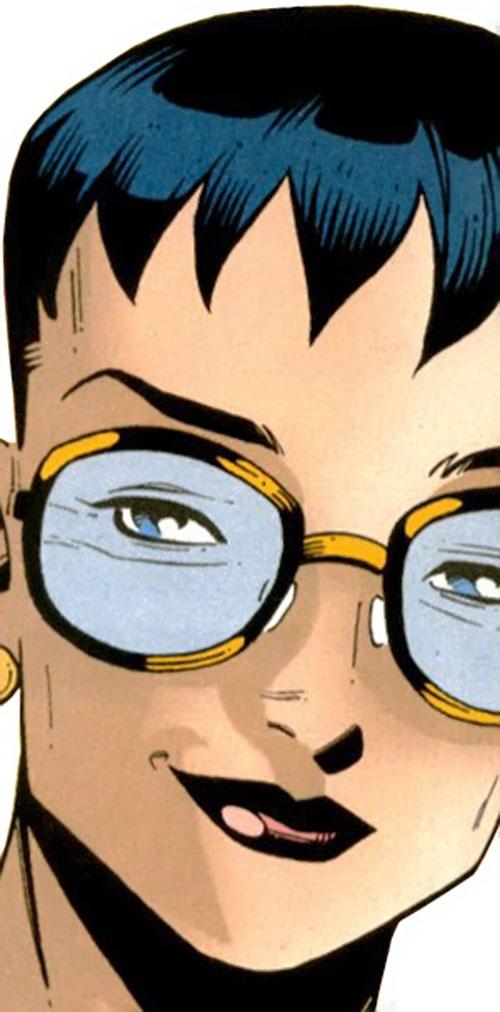 Isabel Ferguson (Maverick ally) (Marvel Comics)