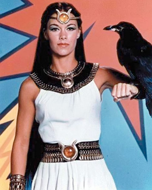 Isis photo with bird