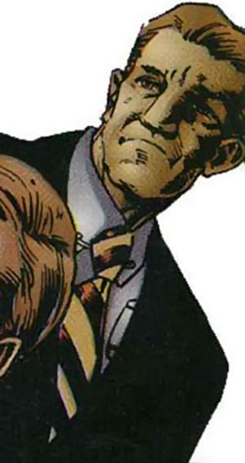 J.D. Hunt (Ultraverse Malibu comics)