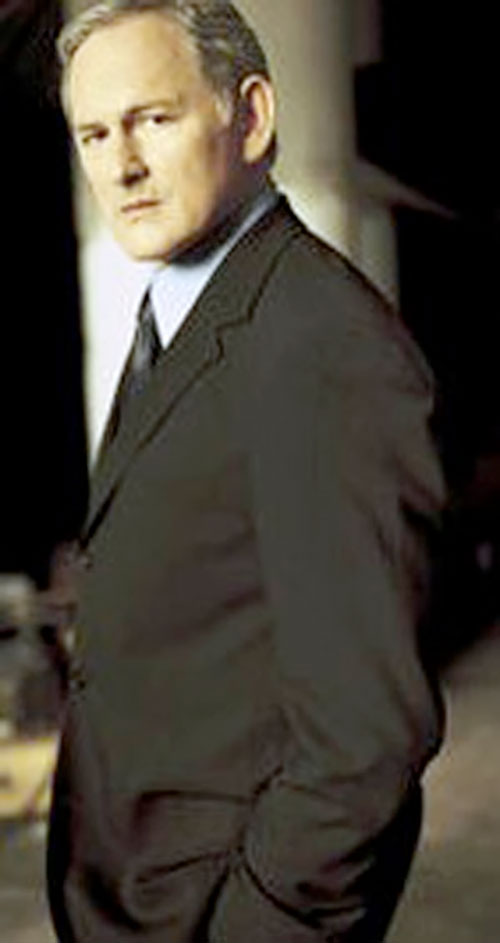 Jack Bristow (Victor Garber in Alias) in a suit