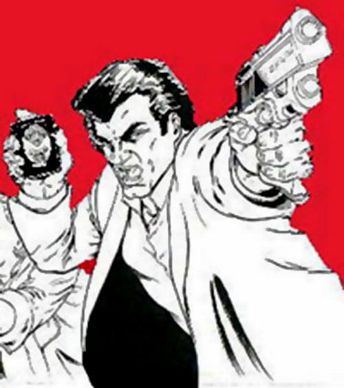 Jack Calhoun in Agony Acres comics