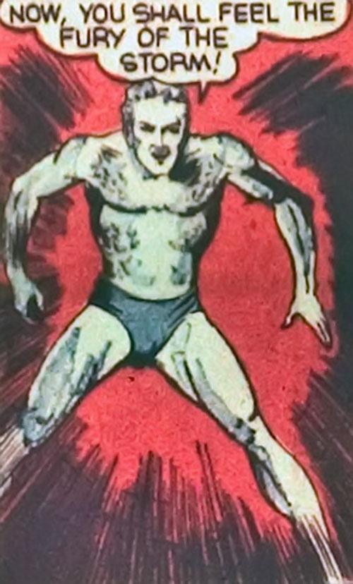 Jack Frost 1940s art