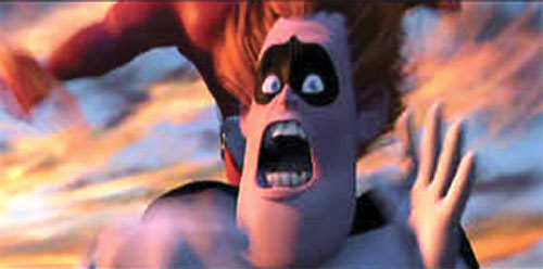 Jack-Jack (The Incredibles baby) vs. Syndrome