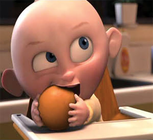 Jack Jack The Incredibles Baby Character Profile Writeups Org