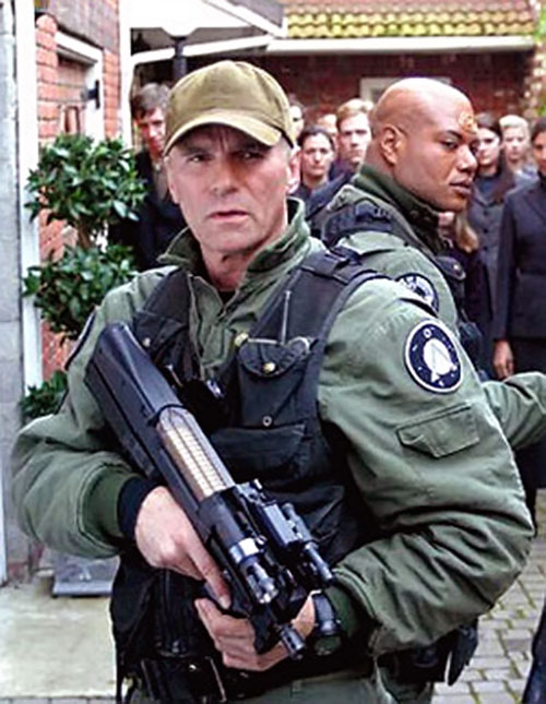 Jack O'Neill (Richard Dean Anderson in Stargate)