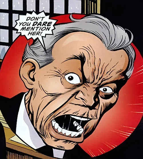 Jack of Fables (DC Comics) - Mr. Revise