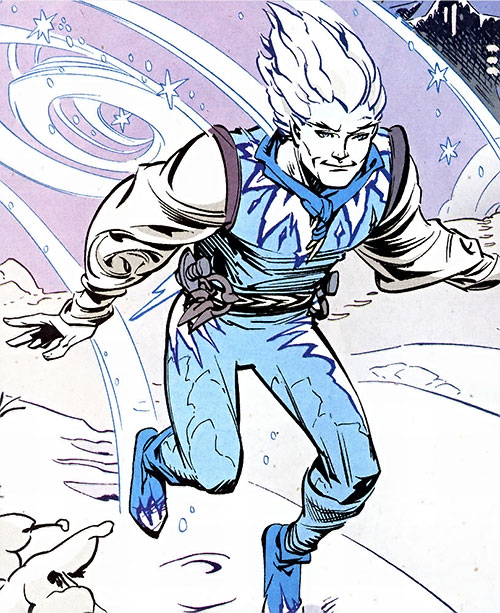 Jack of Fables (DC Comics) - Jack Frost