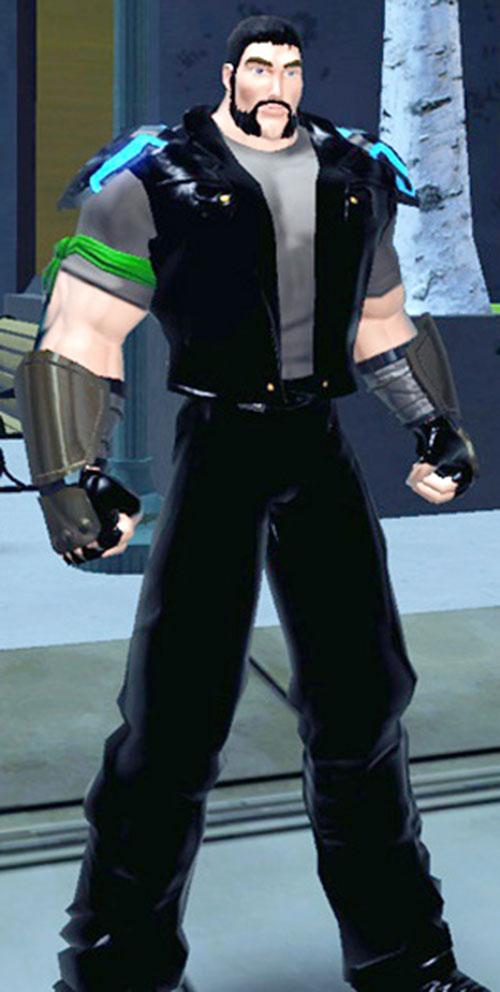 Jackhammer (DC Heroes RPG)
