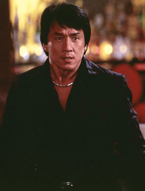 Jackie Chan in Rush Hour 2