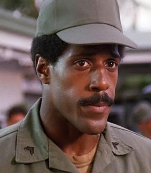 Jackson (Steve James in American Ninja)